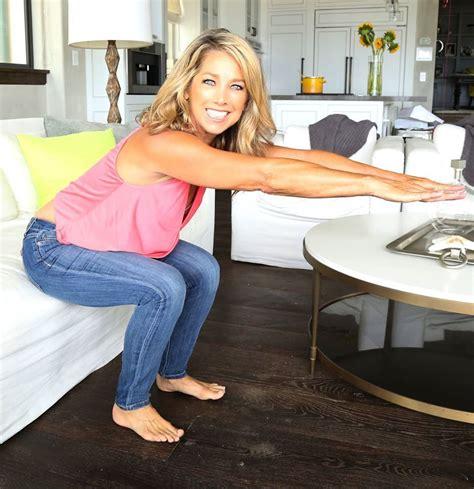 Denise Austin's Feet