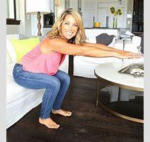 Denise Austin S Feet