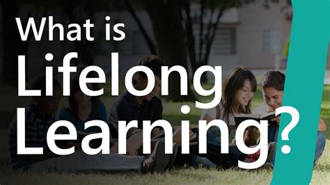 lifelong learning meaning definition explained