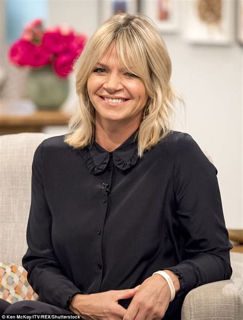 Zoe Ball shares tribute to late boyfriend Billy Yates