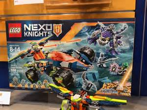Nexo Knights LEGO Sets 2017
