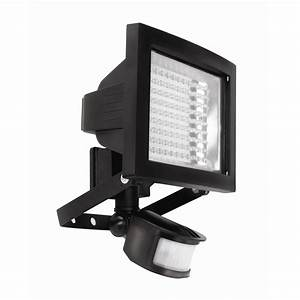 Brilliant v w led tiger sensor flood light