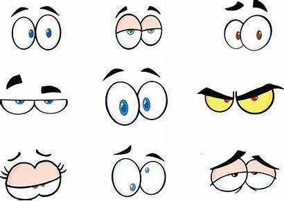 Eyes Cartoon Clipart Funny Cliparts Eye Clip