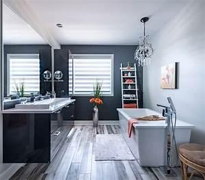 salle de bain contemporaine et meuble lavabo design laval With meuble salle de bain laval