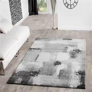 Teppich Grau Silber : moderner teppich wohnzimmer velours teppiche abstrakt silber grau sale sales ~ Markanthonyermac.com Haus und Dekorationen