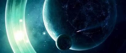 Space Wallpapers Planet 2560 1080 Desktop Background