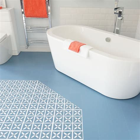 rubber flooring for kitchens and bathrooms plain blue coloured floor 163 36 50 per square metre 9261