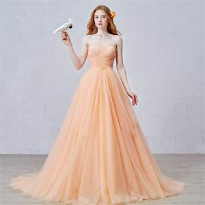 online buy wholesale wedding dress orange from china With orange dresses for weddings