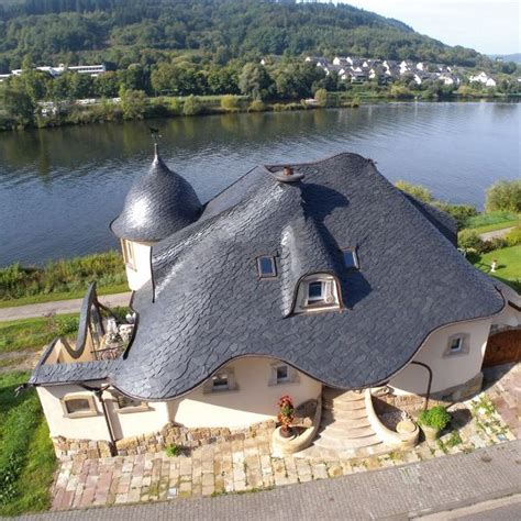 impressive architecture  zell germany fantasy house