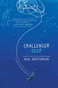 Image result for challenger deep book