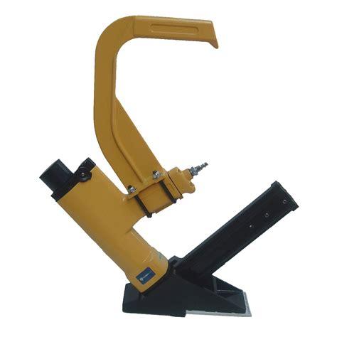 new air pneumatic hardwood floor flooring nailer gun ebay