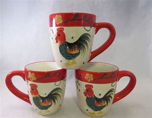 Red Rooster Coffee Shop Collectibles Online Daily