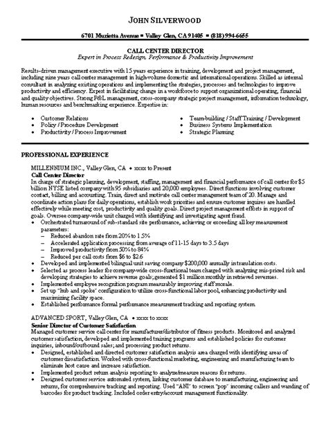 call center manager resume printable planner template