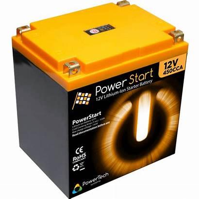 Battery Starter 12v Powerstart Lithium Ion Batteries