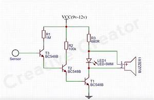 Top 3 Electronics Projects Using Bc547 Transistor