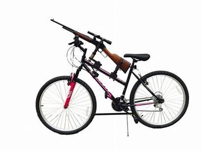 Gun Rack Bicycle Grubee Inc