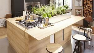 Cuisine Plan De Travail Bois : quel bois choisir pour un plan de travail ~ Dailycaller-alerts.com Idées de Décoration