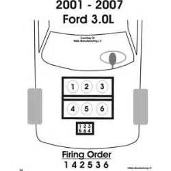 2002 ford taurus spark plug wire diagram 2002 similiar 2000 ford ranger 3 0 v6 firing order diagram keywords on 2002 ford taurus spark