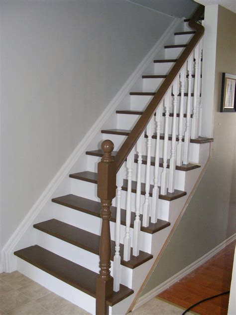 color painted stair risers pictures latest door stair