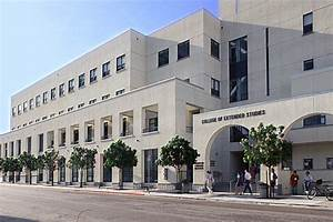 San Diego State University College of Extended Studies ...