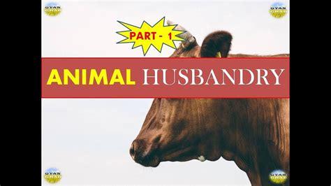 animal husbandry part   important mcq