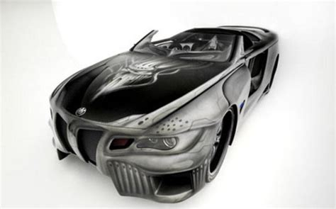 devils car sinister  pictures car news  top speed