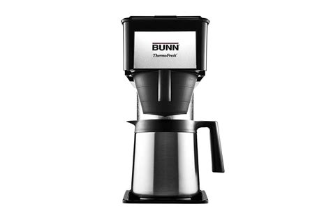 The best bunn coffee maker reviews of 2021. BUNN BT Velocity Brew 10-Cup Thermal Carafe Home Coffee Brewer | Best coffee maker, Best drip ...