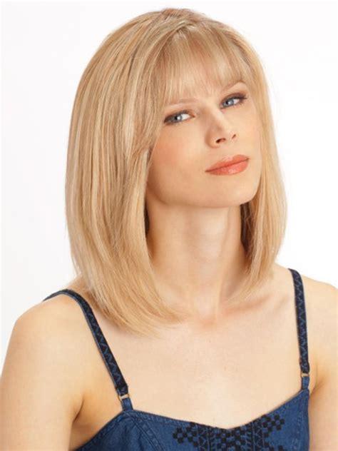 medium blonde hairstyles   faces