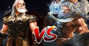 Odin Vs Zeus – What Makes The Norse All-Father Superior ...