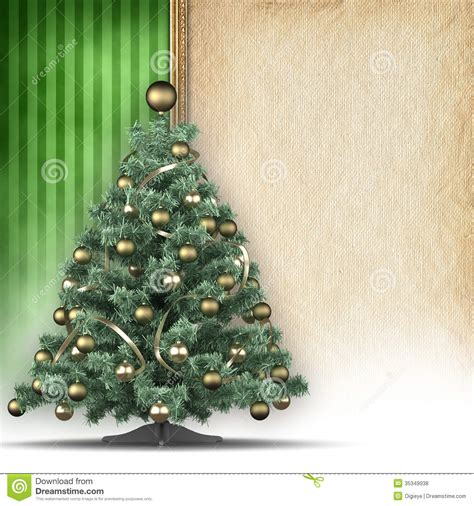 christmas tree  handmade paper sheet royalty  stock