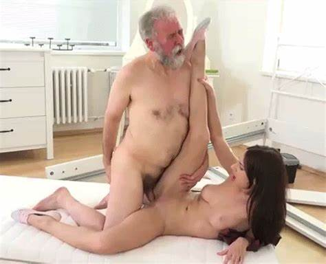 Wife Having Crack With Grandpa