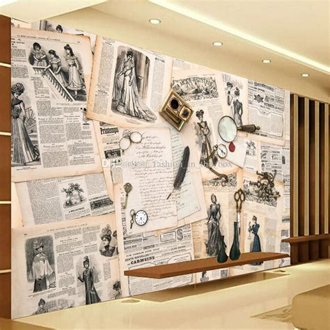 european wall mural vintage photo wallpaper custom