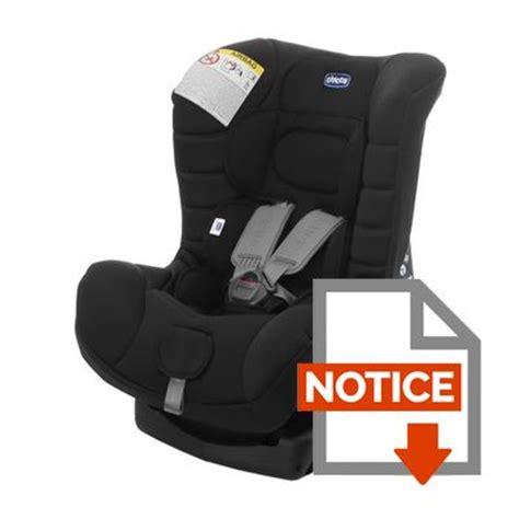 notice siege auto tex chicco siège auto groupe 0 1 eletta comfort black achat