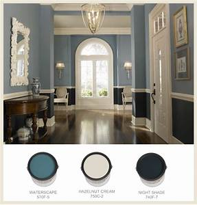 Colorfully, BEHR :: Blue Willow