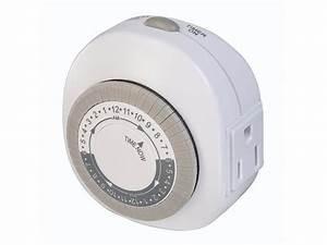 Westek 1 Outlet Digital Timer Instructions