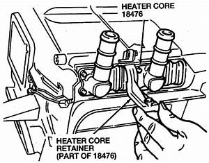 1998 Nissan Maxima Heater Core Diagram  Nissan  Auto Parts Catalog And Diagram