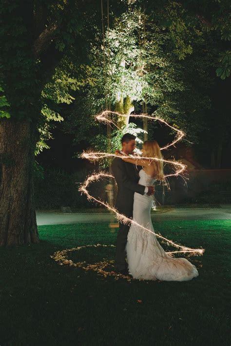 night wedding  ideas  pinterest