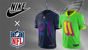all 32 nfl team nike city edition jersey concept design