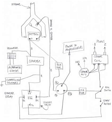 Chopper Wiring Diagram by My Photo Gallery Ignition Wiring Diagram