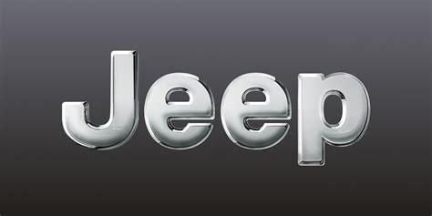 jeep logo drawing linkaround post production 3d logo jeep