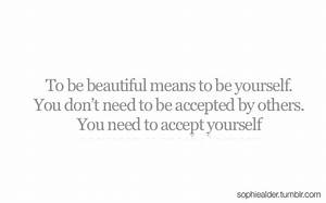 Inner Beauty Qu... Inner Beauty Confidence Quotes
