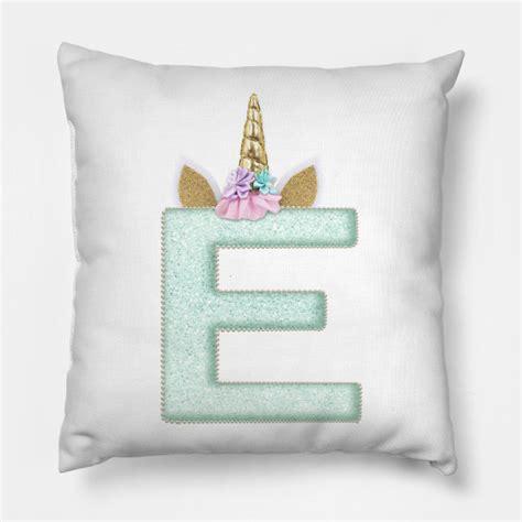 letter  animal alphabet unicorn monogram unicorn