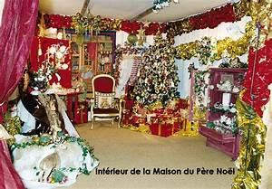 Pere Noel Decoration : interieur maison pere noel ~ Melissatoandfro.com Idées de Décoration
