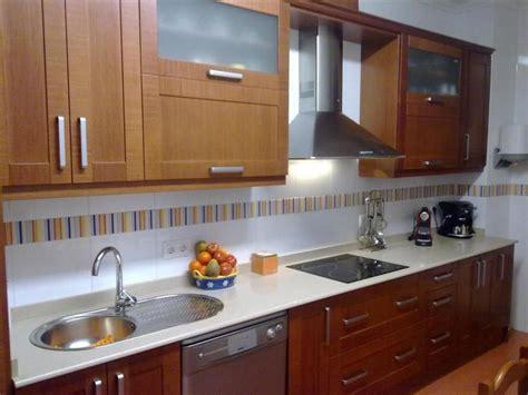 gabinetes de madera petite cuisine pinterest cocinas