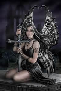 Anne Stokes Gothic Fairy