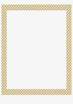 award certificate border  printable page borders