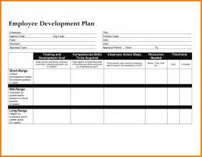 7 Individual Career Development Plan Template Joblettered