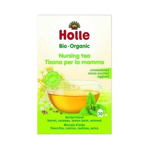 Holle bio Augu tēja zīdošām māmiņām