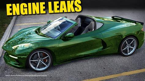 C8 Corvette News by C8 Corvette Engine New Leaks