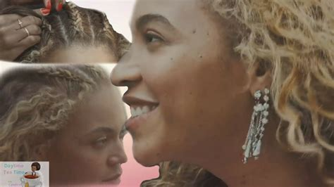 Beyonce's Real Hair Is Long And Is Revealed In New Vogue